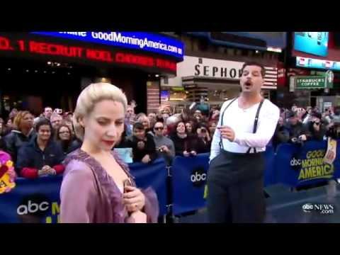 High Flying Adored - Ricky Martin & Elena Roger (Evita on Broadway)