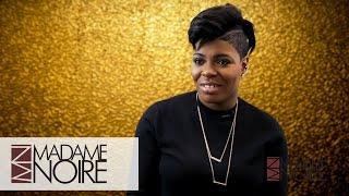 Empire Star Ta'Rhonda Jones Talks Being Spoofed On SNL