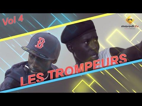 Les Trompeurs Vol 4 - Théatre Sénégalais