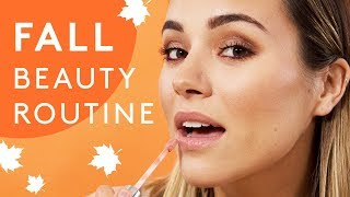 My Fall Morning Beauty Routine For Perfect Skin | The Beauty Beat | Refinery29