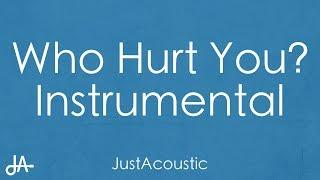 Who Hurt You? - Daniel Caesar (Acoustic Instrumental)