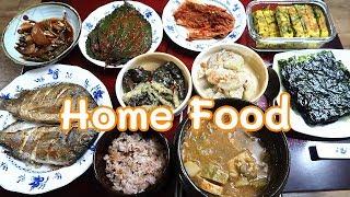 Gambar cover Mukbang makanan rumah Korea