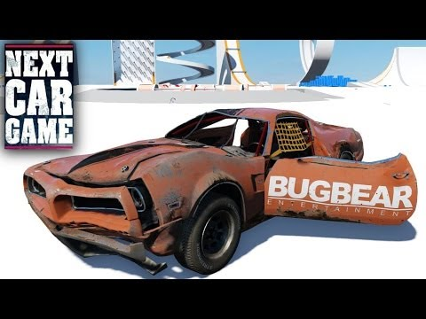 Bugbear Entertainment's Next Car Game - E01 - All Stunts! (Part 1 of 2)