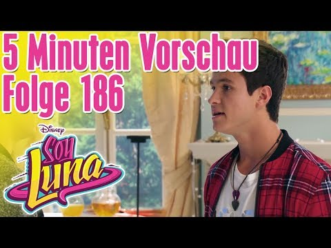 5 Minuten Vorschau - SOY LUNA Folge 186  Disney Channel