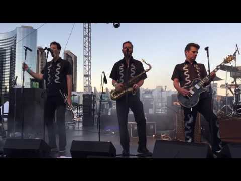 "Rocket from the Crypt ""On A Rope"" Oysterfest SD 6.09.2017"