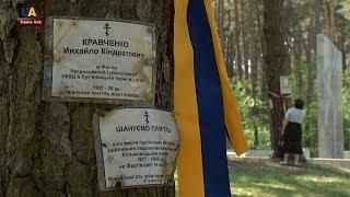 Пам'ять жертв політичних репресій вшанували в Україні