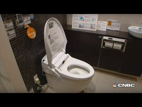 Meet Japan's high-tech toilets | First Class | CNBC International