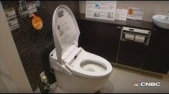 Meet Japan's high-tech toilets | First Class