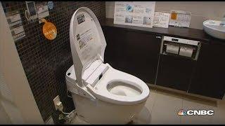 Meet Japan's high-tech toilets | First Class | CNBC International