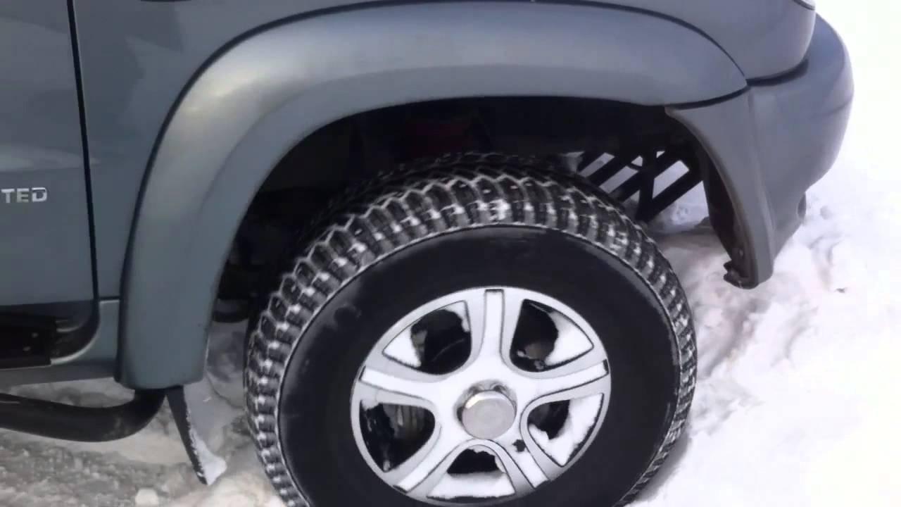 УАЗ Патриот с блокировкой в заднем мосту - YouTube