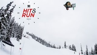 DC SHOES: HIT & RUN WHISTLER, BC