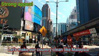 MALAYSIA travel vlog - Kuala Lumpur City.
