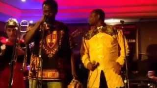 Alma Afrobeat Essemble Live Eko Ile