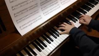 Happier by Marshmello & Bastille - Piano Cover