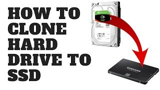 How to Clone Hard Drive to SSD