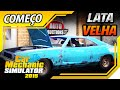 Car Mechanic Simulator 2015 - Chegou a Lata Velha