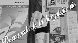 "Trousse pleine vie ""printemps"" open box Thumbnail"