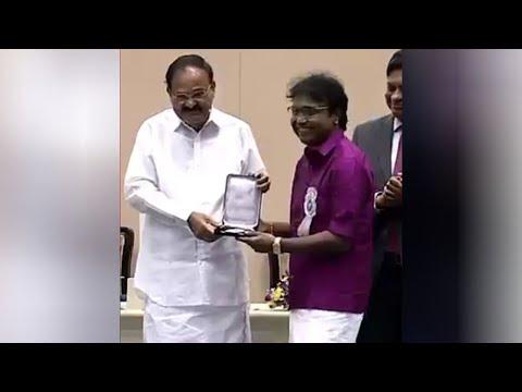 🔴Video: Kannana Kanne பாடலுக்கு தேசிய விருது வாங்கிய D.Imman