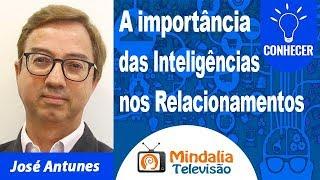 A importância das Inteligências nos Relacionamentos por José Antunes