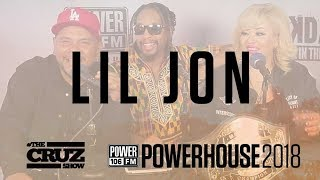 LIL JON Says He Influenced ALL Turn Up Music Today, New Music Coming with Usher and Jermaine Dupri!