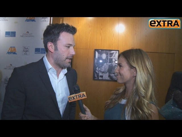 Ben Affleck on Having More Kids: Three is Good, Thats Enough!