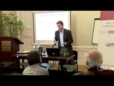 Political scientist Pepper Culpepper talks business power and democracy at CEU