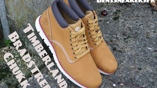 [BensSneakersFr] Timberland Bradstreet chukka leather wheat (A125W)