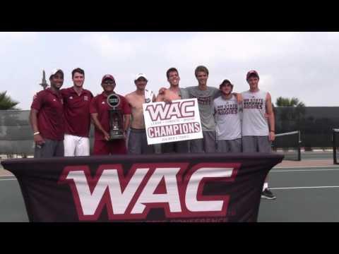 2016 WAC Tennis Championship Recap