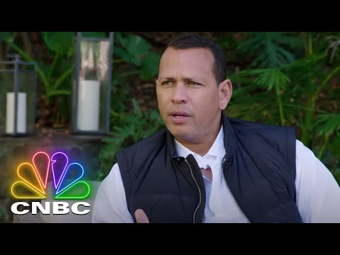 Back In The Game: A-Rod Helps Holyfield & Lochte Get Their Second Chance | CNBC Prime