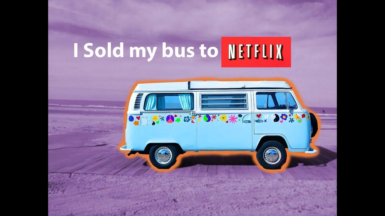 Netflix Bus