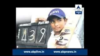 17-year-old Sarfaraz Khan leads RCB to a big total; Virat Kohli bowed down