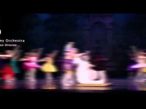 Nutcracker Ballet Rockford Symphony Orchestra - Joshua Kane VO