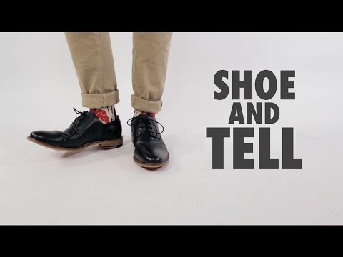 SM Everyday - Shoe and Tell