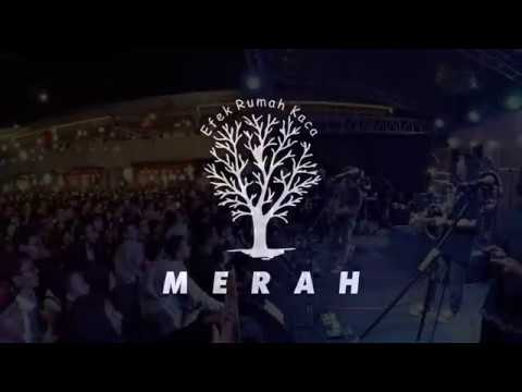 Efek Rumah Kaca - Merah ( Live Performance @Nara Park - Bandung 2019 )