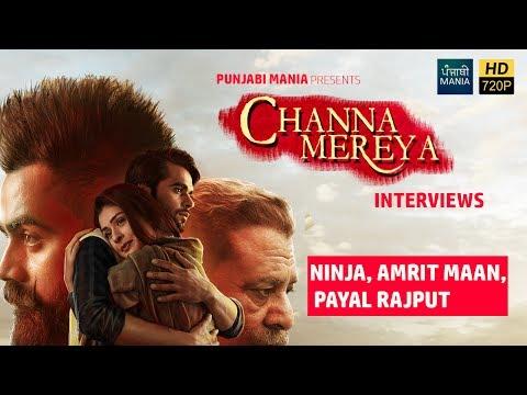 Ninja, Amrit Maan, Payal Rajput | Channa...