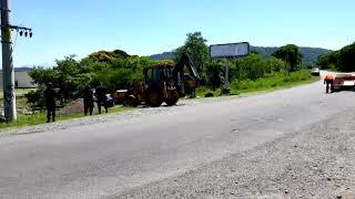 Video: Excavaciones en la casa de Milagro Sala del Dique La Ciénaga