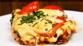 Мясо по-французски НАОБОРОТ, цыганка готовит. Gipsy cuisine.