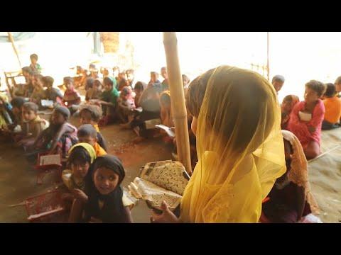 Mianmar e Bangladesh acertam repatriação de 622 mil rohingyas