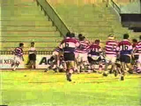 1998 Bangkok Asian Game Rugby 15s Final Korea: Japan