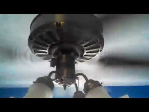 UPDATED Video Tour of the Ceiling Fans in my Parents' House (FULL TOUR includes my fan workshop)