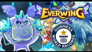 EVERWING - JADE vs SPIKE WORLD RECORD - OVER 1 MILLION DAMAGE WITHOUT POWERUPS *INSANE* *IMPOSSIBLE*