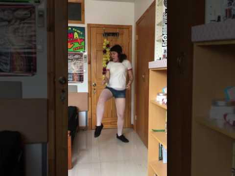 Dancing raggamuffin *oh carolina* by Shaggy