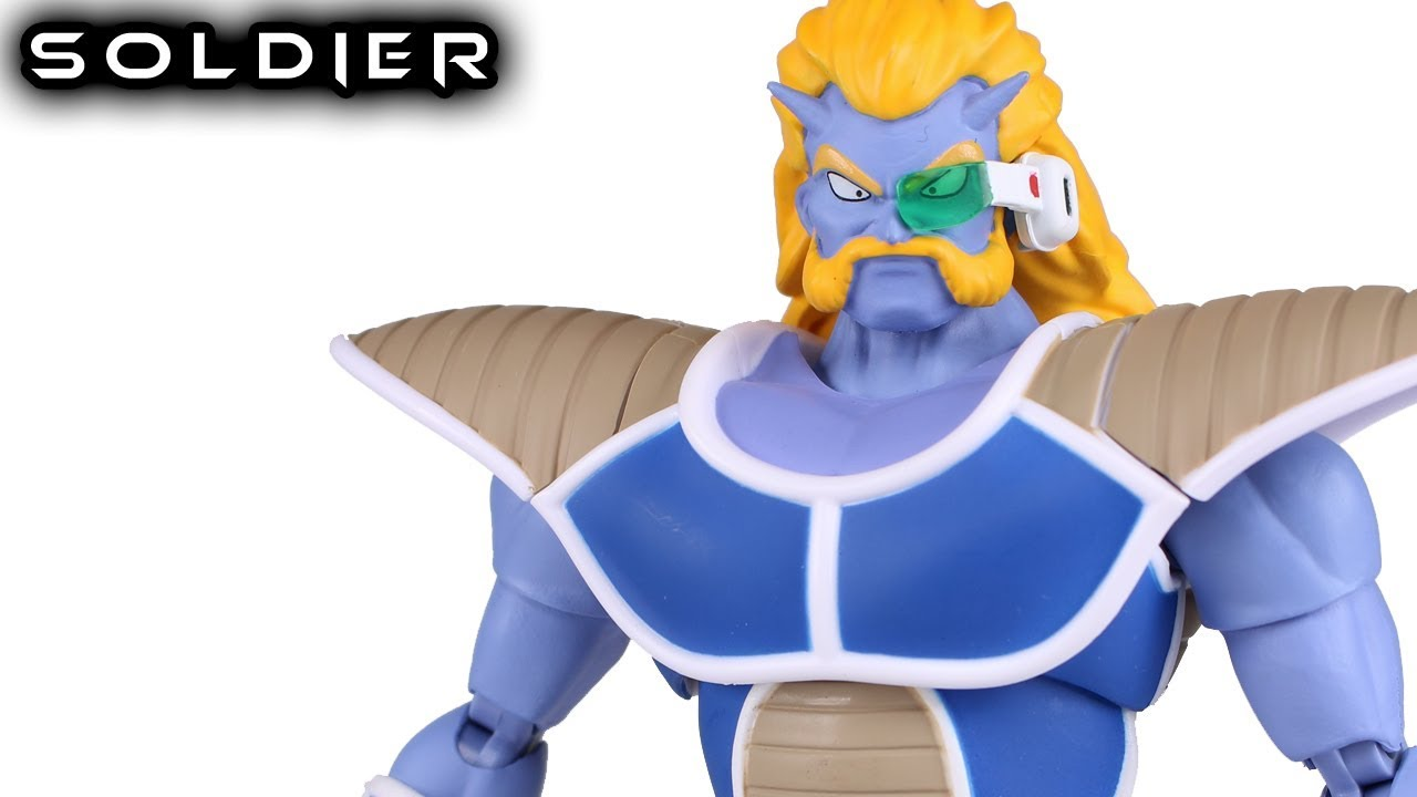 Demoniacal Fit FRIEZA FORCE SOLDIER 3rd Party Dragon Ball Z Action Figure Review