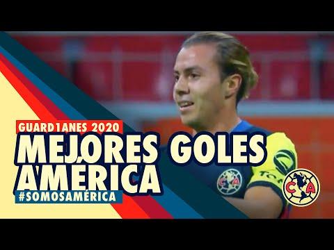 Mejores Goles Club América #GUARD1ANES2020