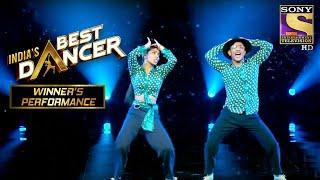 Download lagu Vartika और Tiger के Retro Performance ने मचाया धमाल!   India's Best Dancer   Winner's Performance