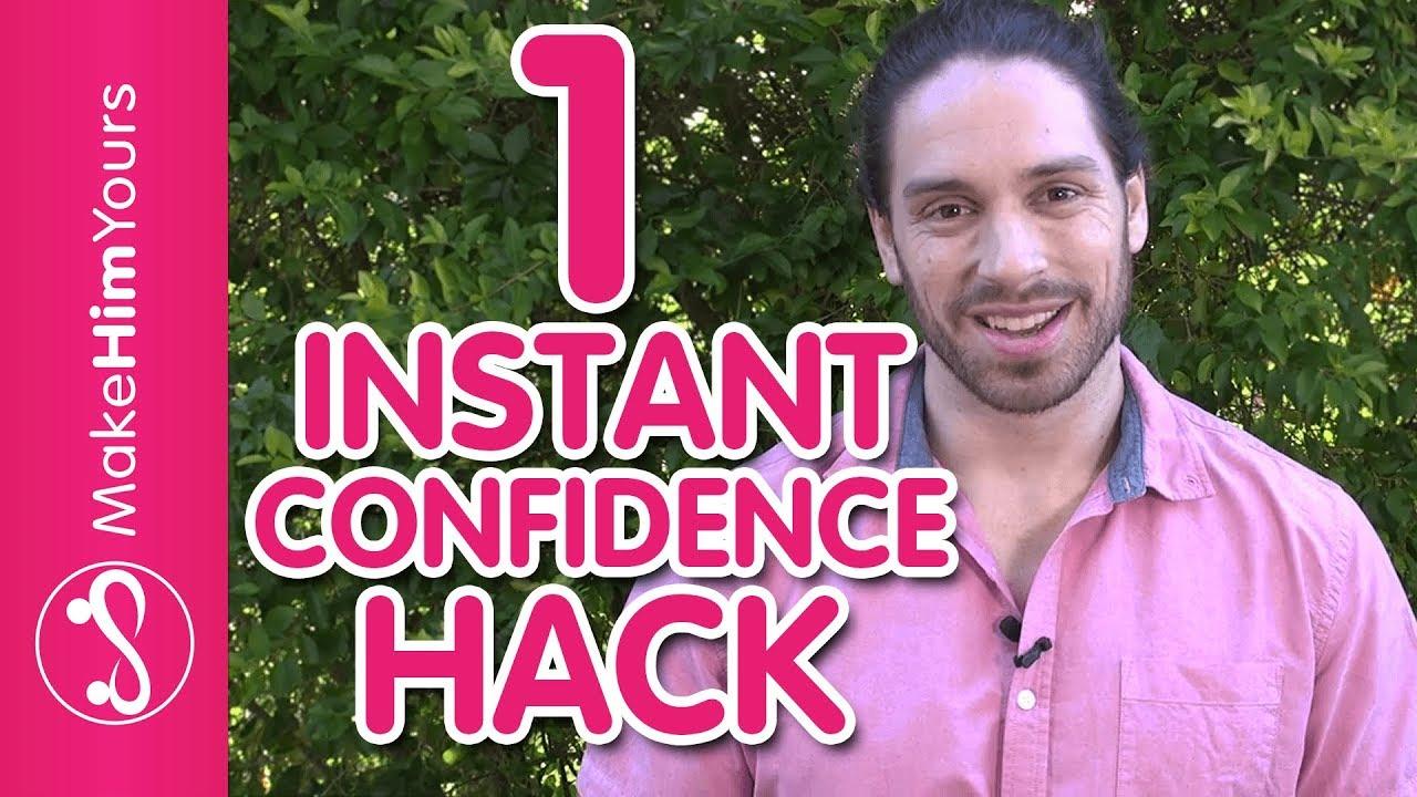 How To Be Confident Around Men
