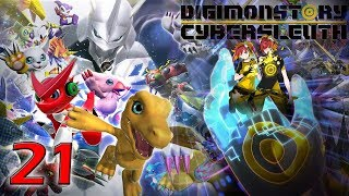 Digimon Story Cyber Sleuth   Part 21 Digital Shift