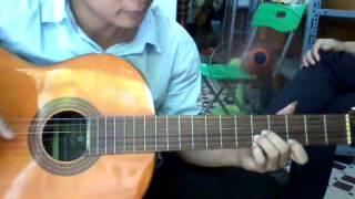 Tiếng đàn ta lư - guitar Văn Anh