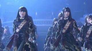 [2016-12-31] Keyakizaka46 - Silent Majority (67th NHK Kouhaku Uta Gassen)
