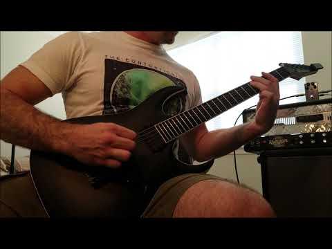 Gojira - Toxic Garbage Island Guitar Cover mp3